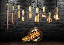 3W 40W Filament Bulbs Vintage Retro Antique Industrial E27 Style Edison Light