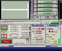Engraving machine Mach3 controller software, English Mach3 with lience,Commissioning tool road G code