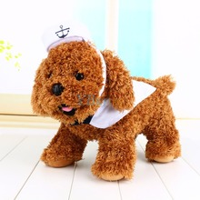 Cute Pet Puppy Sailor Suit for Cat Small Dog Adjustable Outfit Hat&Cape for Halloween Christmas Pet Decoration(China)