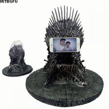 35cm Game Of Thrones Action Figure Toys Sword Chair Model Toy Song Of Ice And Fire The Iron Throne Desk Chirstmas Gift