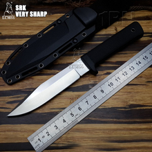 LCM66 SRK VG-1 Fixed Blade Knife 7Cr17Mov Blade ABS+TPR Handle Hunting tool Cold Steel outdoor Survival Camping knives