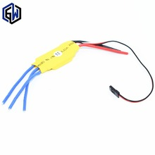 30A ESC Brushless Motor Speed Controller(China)