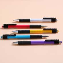 0.7mm Black Red Blue Ink Luxury Rollerball Ballpoint Pens For Writing Stationery Office Accessories