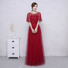 Free Shipping Silver Red Lace Beading Long 2017 Evening Dress with Shawl Sweetheart Beading Cheacp Lace Up Summer Beach Dress(China)