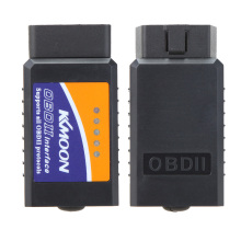 Kkmoon ELM327 V2.1 Bluetooth Auto Scanner OBDII Car Diagnostic Tool OBD2 OBD 2 for Toyota Ford Peugeot BMW Mercedes Benz