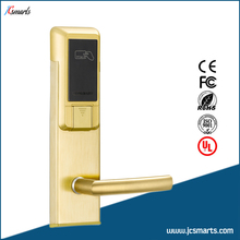 Professional Factory Electronic 125Khz IC Door Lock System with Hotel Encoder(China)