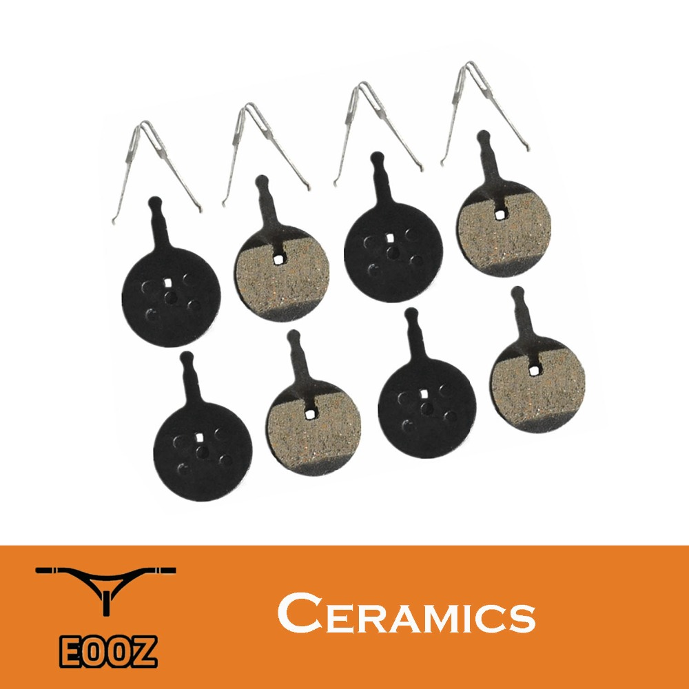 4 Pairs Metal Bicycle Metallic Disc brake pads for Avid BB5 Mechanical brake