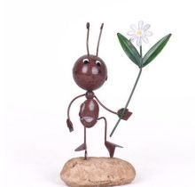 Creative cute Simulation Ants toys soft porch gardencabinet home decoration Action & Toy Figures