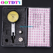 Level Gauge Scale Precision Metric Dovetail Rails 0-0.8mm Dial Test Indicator MY9_25(China)