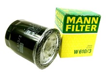 Hot sales, free shipping fee MANN oil filter W610/3 GERMANY