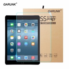 Screen Protector for iPad Air / Air 2 / Pro 9.7 / New iPad 2017 ,2.5D Retina Tempered Glass Film Anti-scratch Explosion-proof