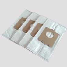 Free shipping 15pcs of dust filter bags design to fit Eureka Tornado Electrolux AEG Volta S-bag