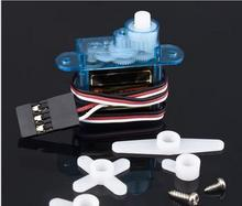 FREE SHIPPING Micro 4.3g Mini Servo for Control Aeromodelling aircraft flight direction