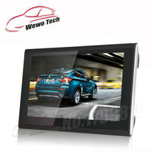 7 inch Gps Navigation DDR 256MB 8GB Bluetooth AV-IN Car Gps Wince 6.0 Freeshipping 2015 Maps Russia Ukraine Belarus Kazakhstan(China)