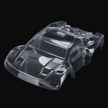 Buy REMO 1/16 Clear Short Course Body Shell Canopy D2601 RC Car Part for $5.30 in AliExpress store