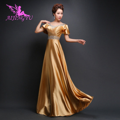 AIJINGYU Evening Dress Elegant Party Gown 2018 Sexy Women Formal Special Occasion Dresses Fashion Ball Gowns FS352