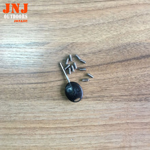 Free shipping FCS fin screw surfboard fin box screw with key(China)