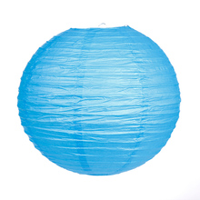 Chinese paper lanterns 10pcs/lot 12''(30cm) Deep blue color Round lamps for home wedding decoration party suppliers