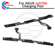 100% tested good Charging Port Flex Cable For ASUS ZS570KL Dock Connector Charging Port Board Repair Parts In Mobile Phone(China)