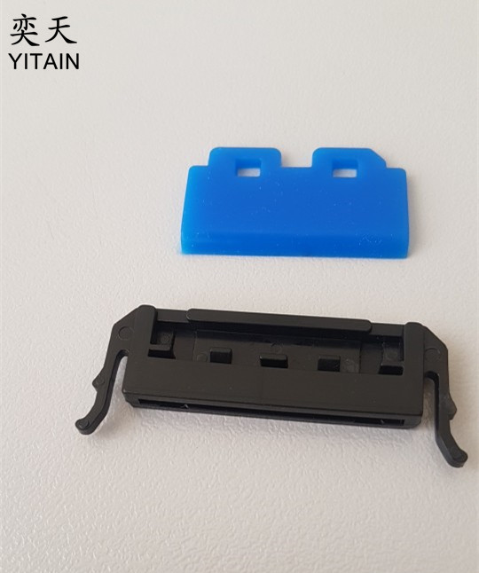 wiper with holder