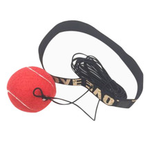 Fight Ball With Head Band For Reflex Speed Training Boxing Punch Exercise for Adult Game OT04(China)