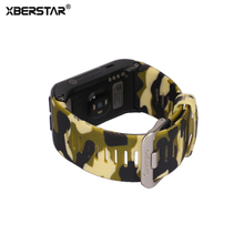 XBERSTAR Strap for Garmin Vivoactive HR Sports GPS Smart Watch Strap With Tools TPU Watchband