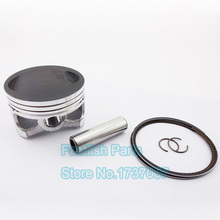 YX YX150 60mm Piston Kit For YX 150cc Stomp Thumpstar Pit Dirt Bikes Motorcycle SDG GPX YCF(China)