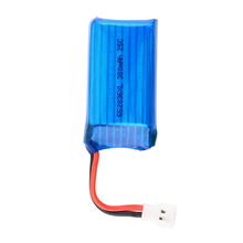 Hot Multi-Rotor Parts 25C 3.7V 380mAh Li-Battery Universal R/C Aircraft Blue  6IQG