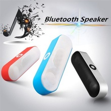 Car Blutooth Speaker FM Radio/ USB/TF/Auxiliary Subwoofer Portable For Mobile phone