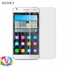 Tempered Glass Huawei G7 Ultra-thin Screen Protector Premium 5.5 inch Film C199 HATOLY - Mobile Phone Cases World Store store