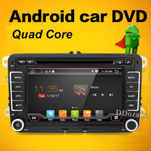 Two Din android 6.0 7Inch Car DVD Player For Skoda/Octavia/Fabia/Rapid/Superb/VW/Seat With Wifi Radio FM GPS Navigation(China)
