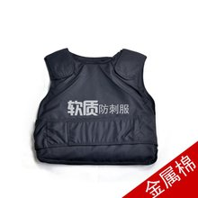 The new soft stab proof vest cut thin Safety Body necessary for self-defense(China)