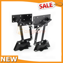 Lift Up Top Coffee Table DIY Hardware Furniture Hinge Gas Hydraulic 66lbs 30kg Table Lift Mechanism(China)