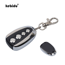 Buy kebidu 1pcs 433Mhz Rolling Code Duplicator Garage Door Remote Control Opener Electric for $2.40 in AliExpress store