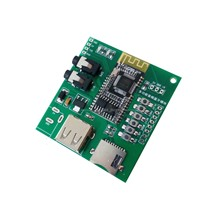 Tracking number Bluetooth Receiver U-disk TF/SD MP3 Audio Voice Sound Module Serial / IR Control Serial command control