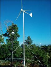 1KW 48V 96VAC  Horizontal Wind Power Generator  with 2 Years Warranty
