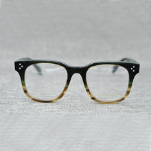 2017 New arrival literary round eyeglasses frames SSW ov5236 men and women vintage optical eyewear frame can be myopia glasses(China)