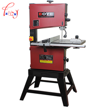 "MJ10 550 W Bandsaw Machine / BOYE 10 ""woodworking Band-sawing  Solid Wood Flooring Installation Work Table Saws"