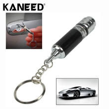 Car key ring Portable Anti-Static Keychain Discharger Static Elimination Key Ring(China)
