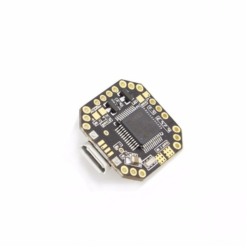 Presale New Arrival Emax STM32F303 F3 Femto Flight Controller With Integrated BEC/Buzzer Pads/VBat/PDB<br><br>Aliexpress