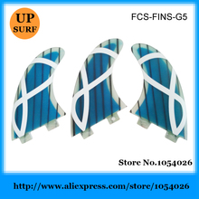 Surf FCS Fins G5 in Surfing Fiberglass FCS Honeycomb Fins G5 Surf Board Fin quilhas de thruster Paddling