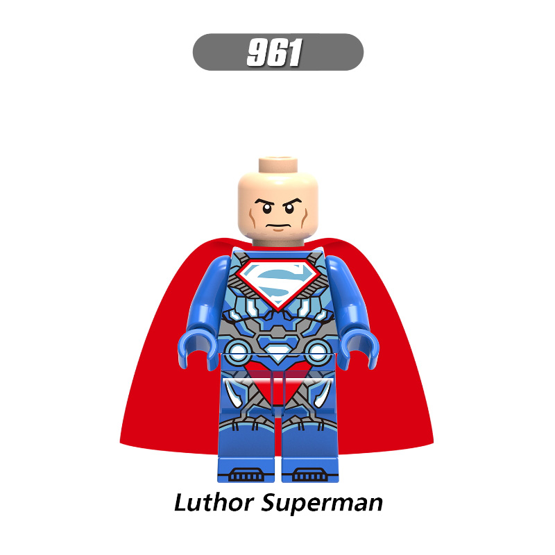 XH961-Luthor Superman