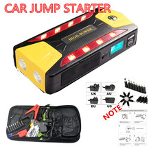 Portable Car Jump Starter and Charger Electronics Mobile Device Laptop Auto Engine Emergency Battery Pack for Petrol and Diesel