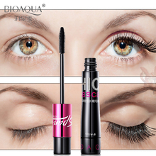 Makeup Curling Thick Natural Mascara False Eyelashes Care Make up Waterproof Cosmetics Lengthening Smudge-Proof Beauty(China)
