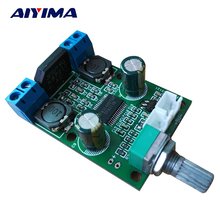 Aiyima TPA3118 Digital Audio Amplifier Board 60W For Wall Bluetooth / Wireless Radio Active Speaker Stereo Mini amplifiers