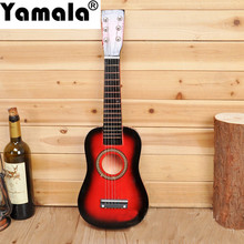 [Yamala] 23 inch children guitar Can play the type The baby guitar birthday gift Children's Musical Instruments sound toys(China)