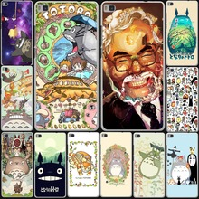 cartoon My Neighbor Totoro Case for Lenovo Vibe K3 K4 K5 K6 Note A1000 A2010 A5000 S90 S850 S60 A536 A328 X3 Lite ZUK Z2 P1