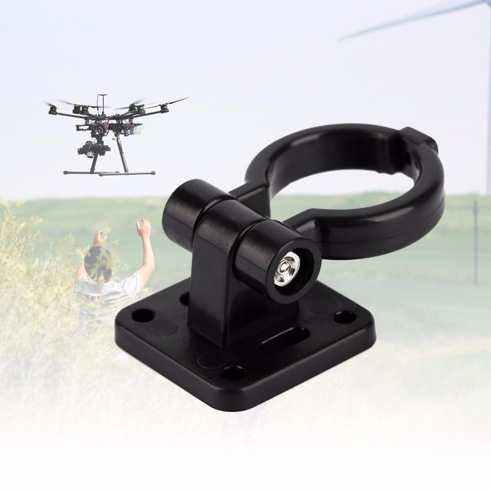 1pcs Durable Camera Mount Black Lens Adjustable Angle Bracket FPV Racing Drone