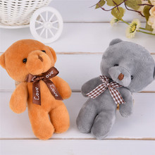 Hot Bear Doll Plush Pendant Stuffed Animal Plush Toy Home Decoration for Baby Pillow Kids Birthday Christmas Gift 2017 New