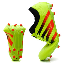 New Men Youth Outdoor Soccer Cleats Shoes  Soccer Shoes Football Trainers Athletic Sneakers for Soccer